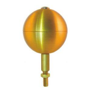 Ball Top Gold