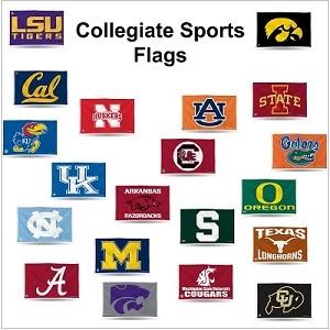 Collegiate Flags