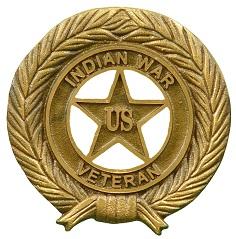 Indian War Bronze Grave Marker