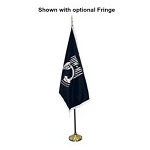 Indoor POW MIA Flag Sets – final