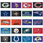 NFL Flags 250