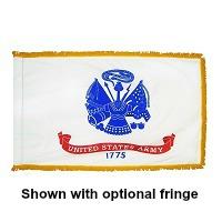 4' X 6' Indoor Nylon Army Flag