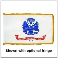 Indoor Nylon Army Flags