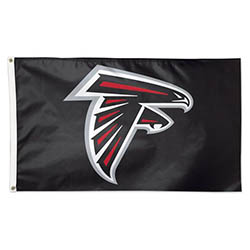 atlanta falcons-flag