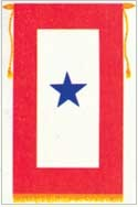 Blue Star Service Banners