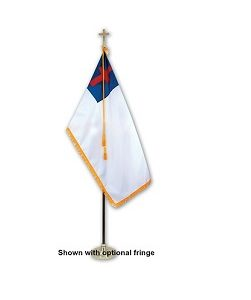 christian flag set