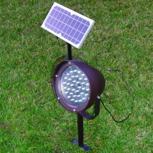 Presidential Solar Light