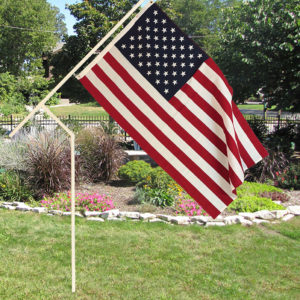PVC Flagpole