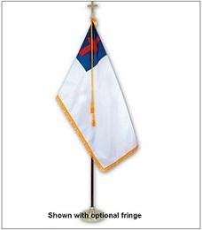Indoor Christian Flag Set