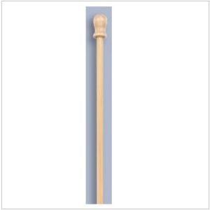 Varnished Fir Poles
